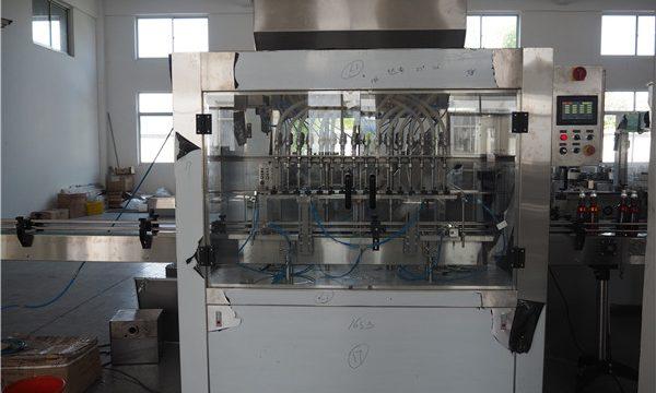 เครื่องบรรจุน้ำมันอัตโนมัติผู้ผลิตมืออาชีพ