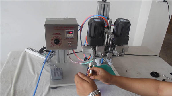 ผู้ผลิตเครื่อง Capping อัตโนมัติเต็มรูปแบบ